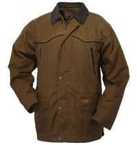 The Pathfinder Oilskin Coat  KC2707