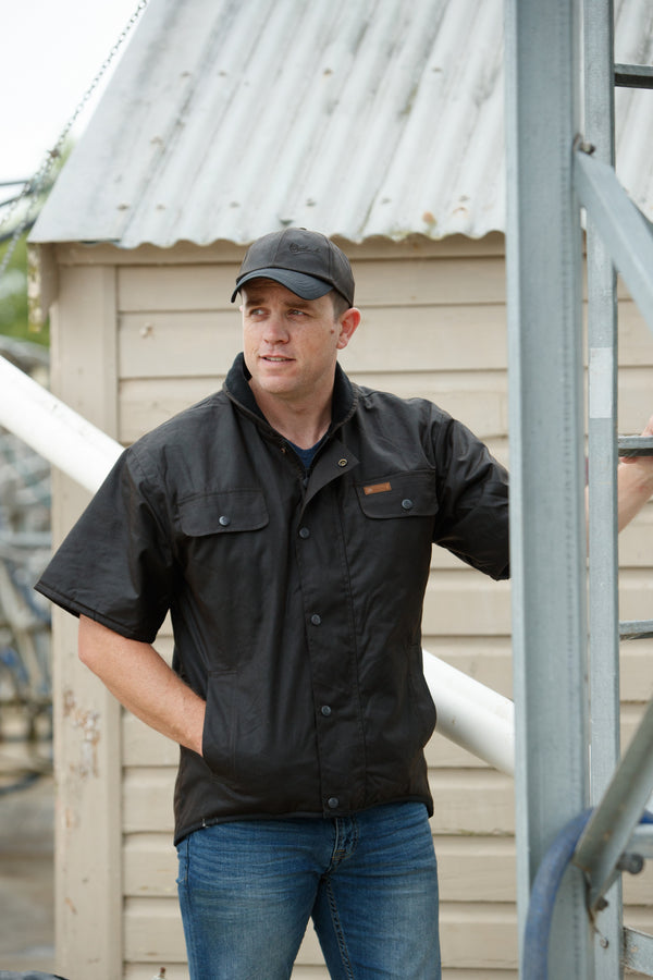 Half Sleeved Work Coat (Farmer/Vet/Farrier/Arborist) KC6037