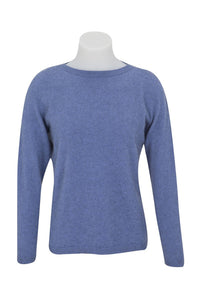 Crew Neck Plain Sweater KC682
