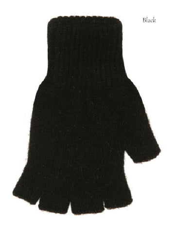 Plain Fingerless Glove KC103