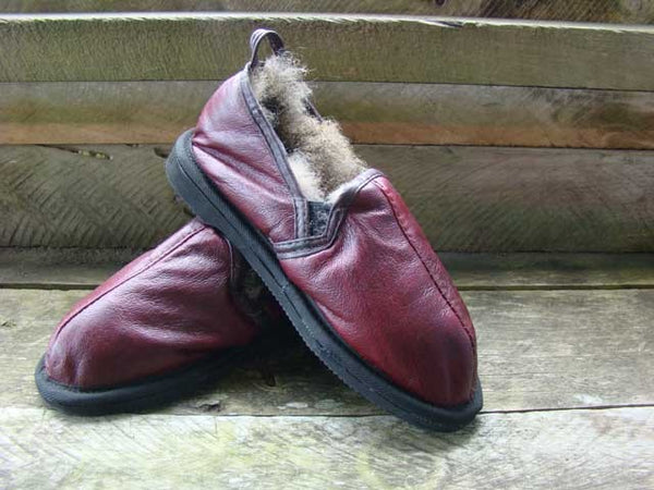 Possum Fur shoes