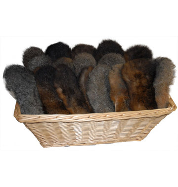 Possum Fur Shoe and Boot Insole