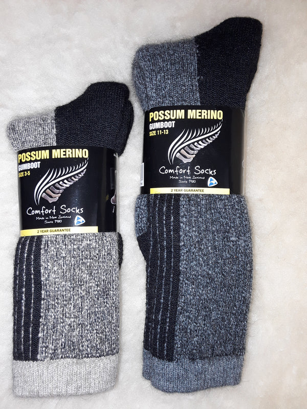 """Gumboot""  NZ Boot Socks KC1101"