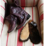 Possum Fur luxuriously warm shoe and boot insoles