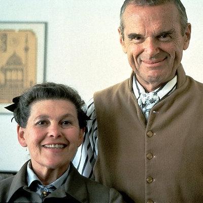 Charles and Ray Eames tweedehands