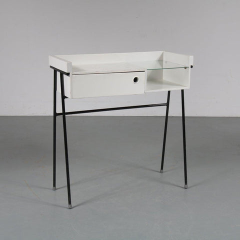 1950s Dutch console table by Rob Parry manufactured by Gelderland in the Netherlands