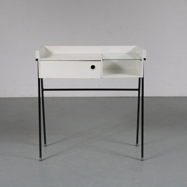 Tweedehands design 1950s Dutch console table by Rob Parry manufactured by Gelderland in the Netherlands