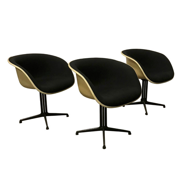 Tweedehands design 1960, Ray and Charles Eames, Original La Fonda Chair by Miller