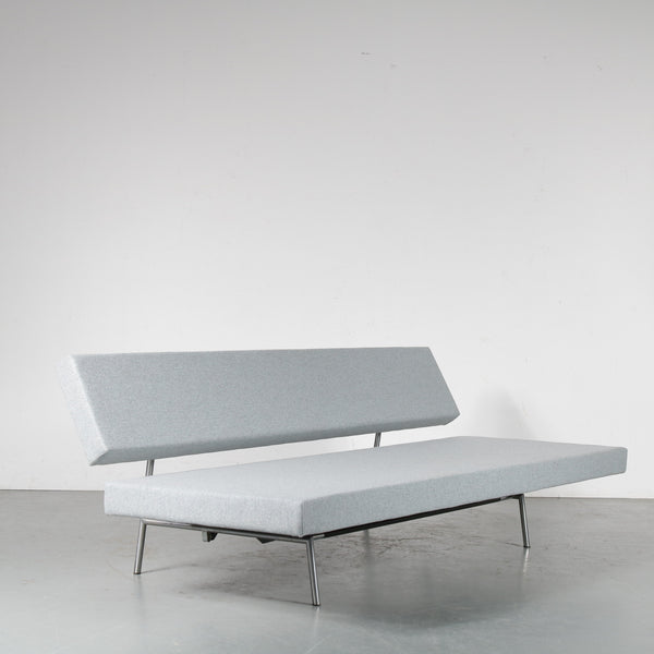Tweedehands design 1960s 3-Seater sleeping bench by Martin Visser for Spectrum, the Netherlands