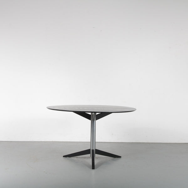 Tweedehands design 1960s Tripod dining table by Martin Visser for 't Spectrum, the Netherlands
