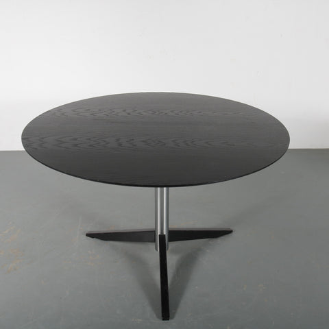 1960s Tripod dining table by Martin Visser for 't Spectrum, the Netherlands
