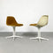 Tweedehands design 2 Charles & Ray Eames for Herman Miller dining chairs La Fonda