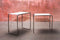 Tweedehands design 2 Marcel Breuer Bauhaus Original Side Tables B9