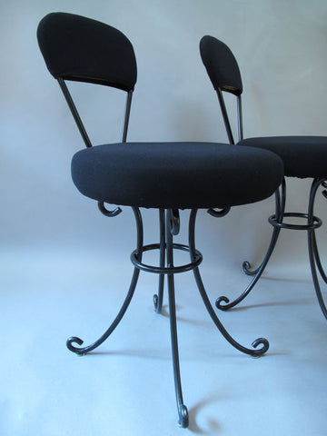 4 club chairs van Marcel Wanders