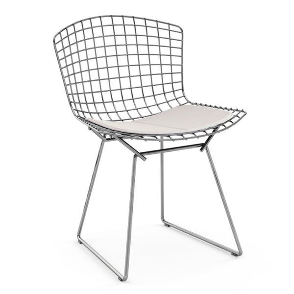 Tweedehands design 4x Original Knoll Bertoia side chairs