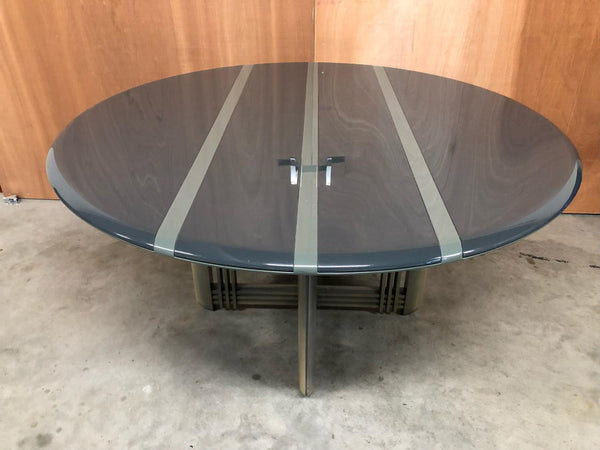 Giorgetti design table and chairs
