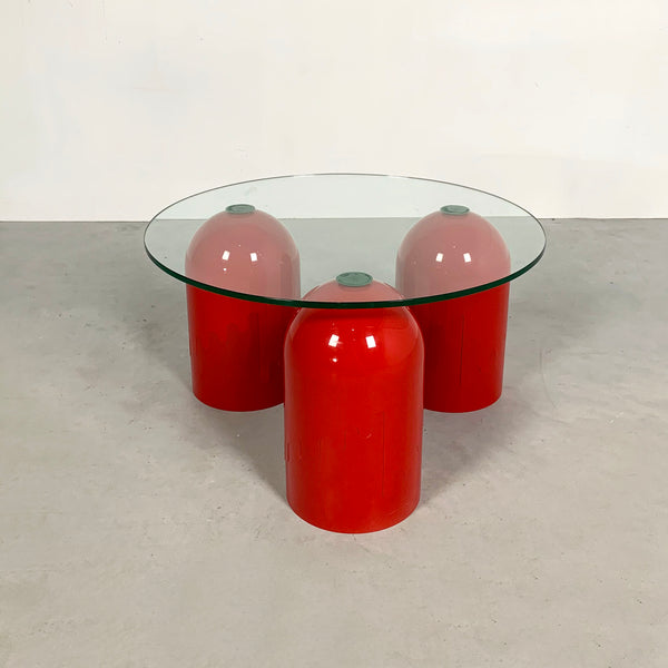 Tweedehands design Adjustable Side Table from Ambos, 1980s