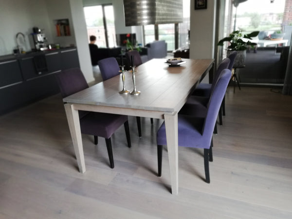 Tweedehands design Avanti Eettafel
