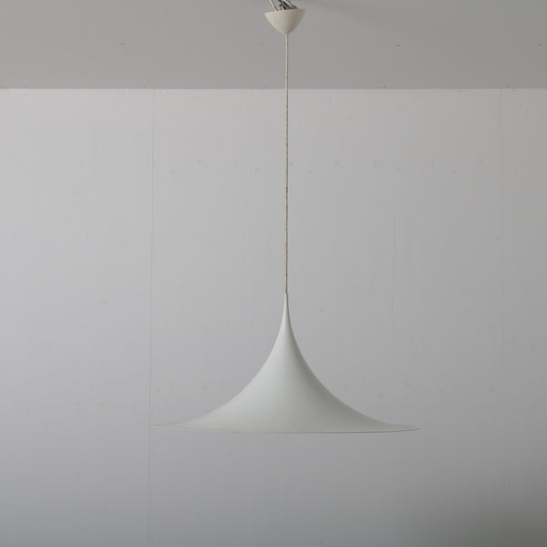 Tweedehands design Bonderup & Thorup for Fog & Morup, Large Semi hanging lamp