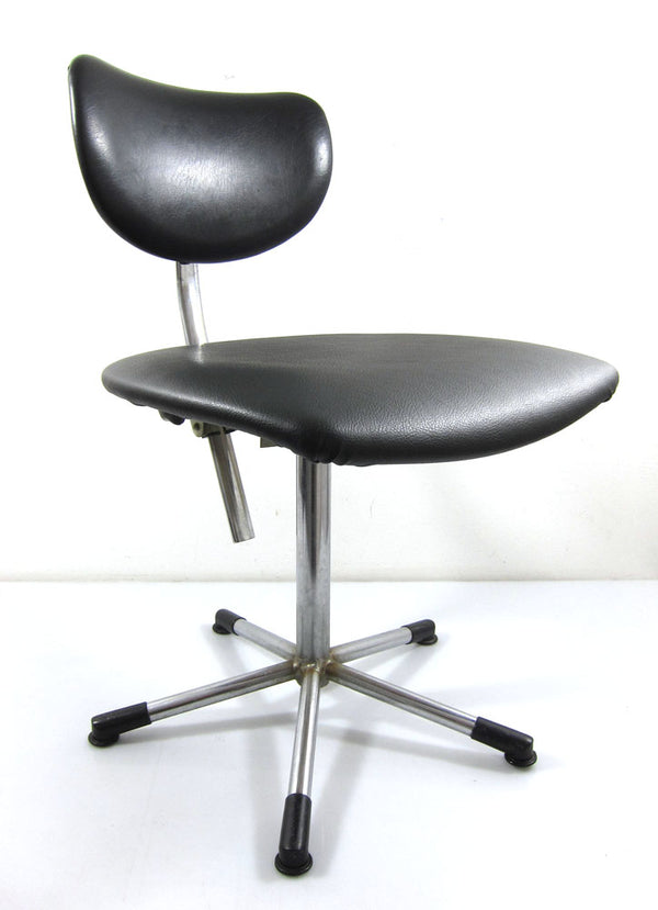 Tweedehands design Brothers de Wit Schiedam desk chair