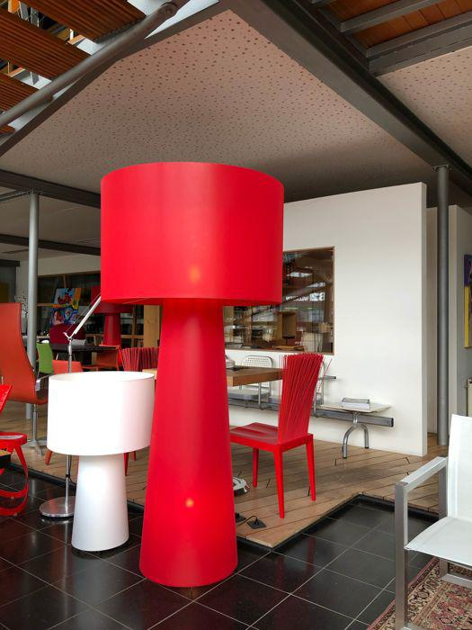 Tweedehands design Cappellini vloerlamp, The Big Shadow PO98