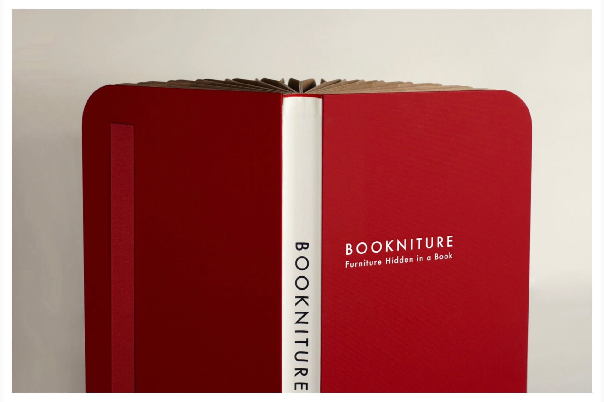 Bookniture RED Edition