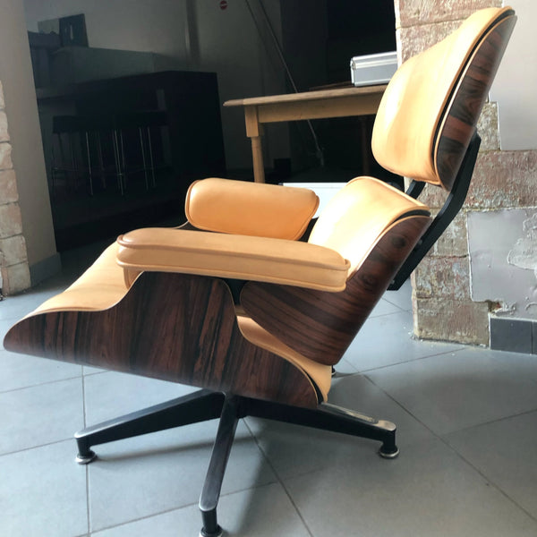 Tweedehands design Eames lounge chair