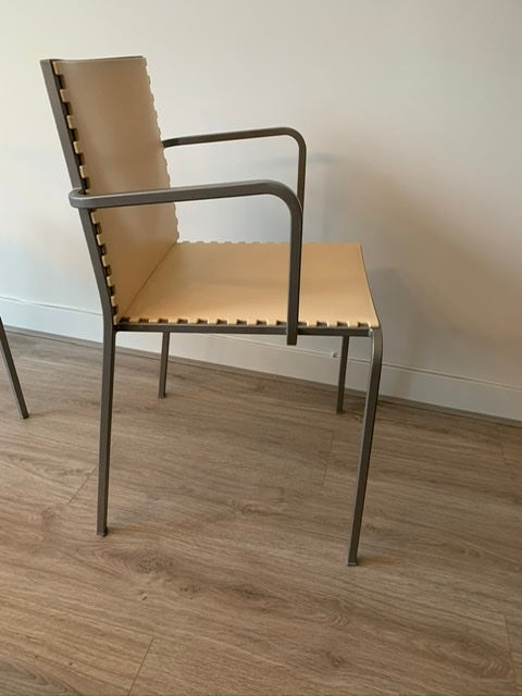 Tweedehands design Eetkamerstoelen, merk DESALTO, model Zip