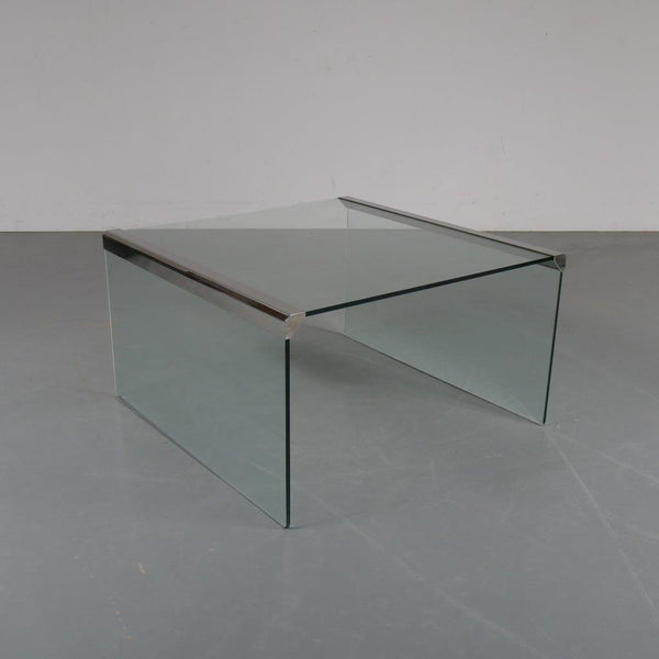 Tweedehands design Gallotti & Radice, Large luxurious side table design, manufactured in Italy 1970s