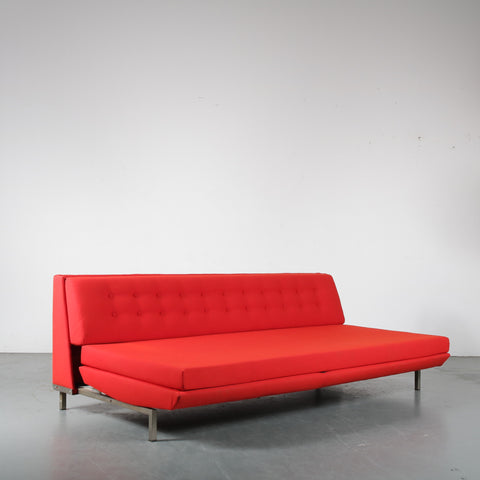 George van Rijk for Beaufort, 1960s Sleeping sofa, Belgium