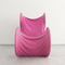 Tweedehands design Gianni Pareschi of Gruppo G14 for Busnelli, Italy, Pink Fiocco Chair