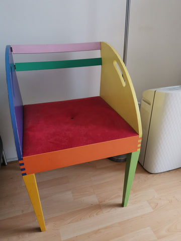 Giorgetti Multicolored chair