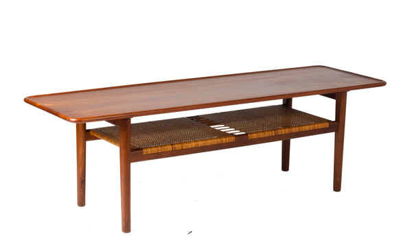 Tweedehands design Hans J Wegner for Andreas Tuck, AT-10 Coffee Table 1950s.
