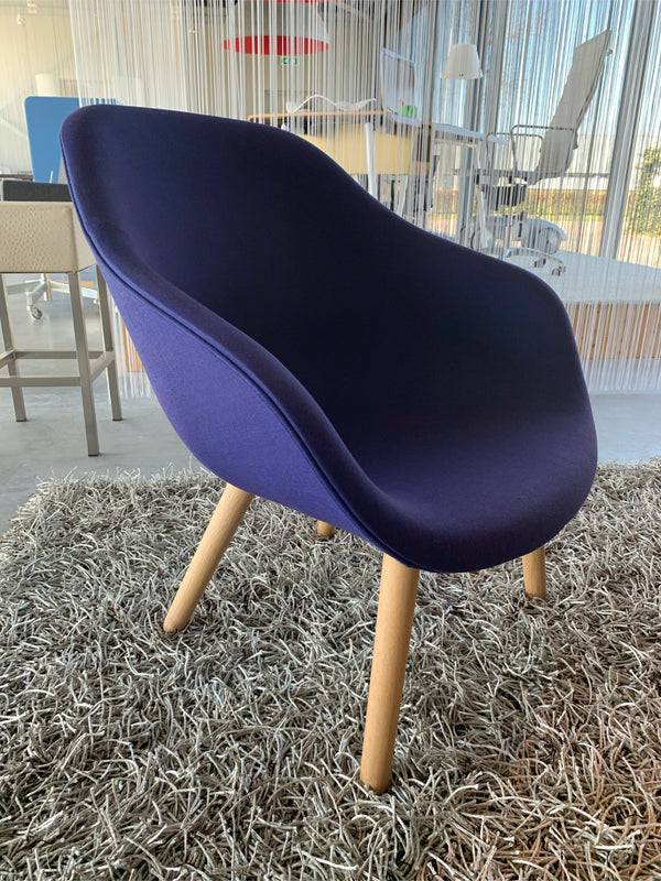 Tweedehands design HAY AAL 82 fauteuil