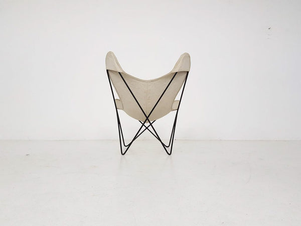 Tweedehands design Knoll Butterfly lounge chair