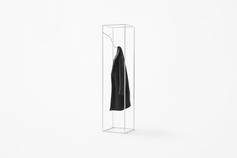 Tweedehands design Koeda nendo wardrobe element