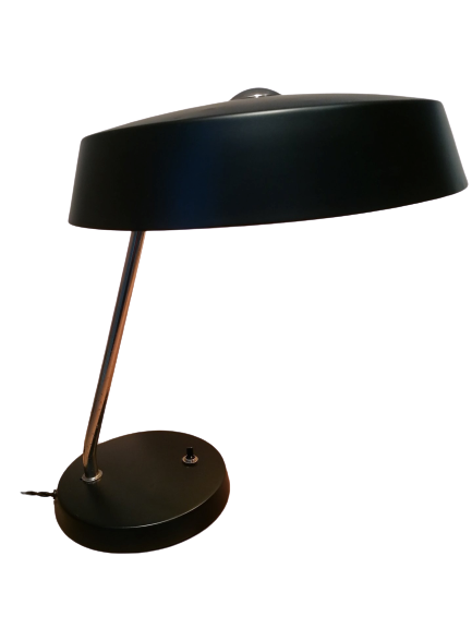 Tweedehands design Louis Kalff 1960 desk Lamp for Philips