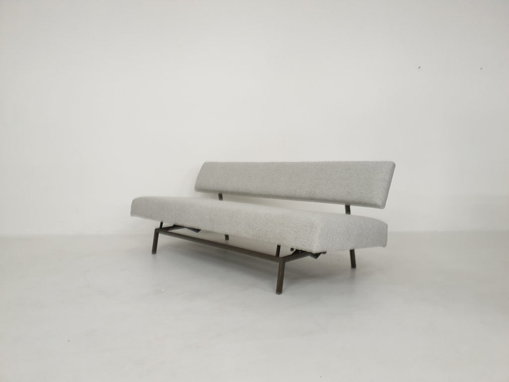Tweedehands design Martin Visser attrb. sofa / sleeper, The Netherlands 1950's