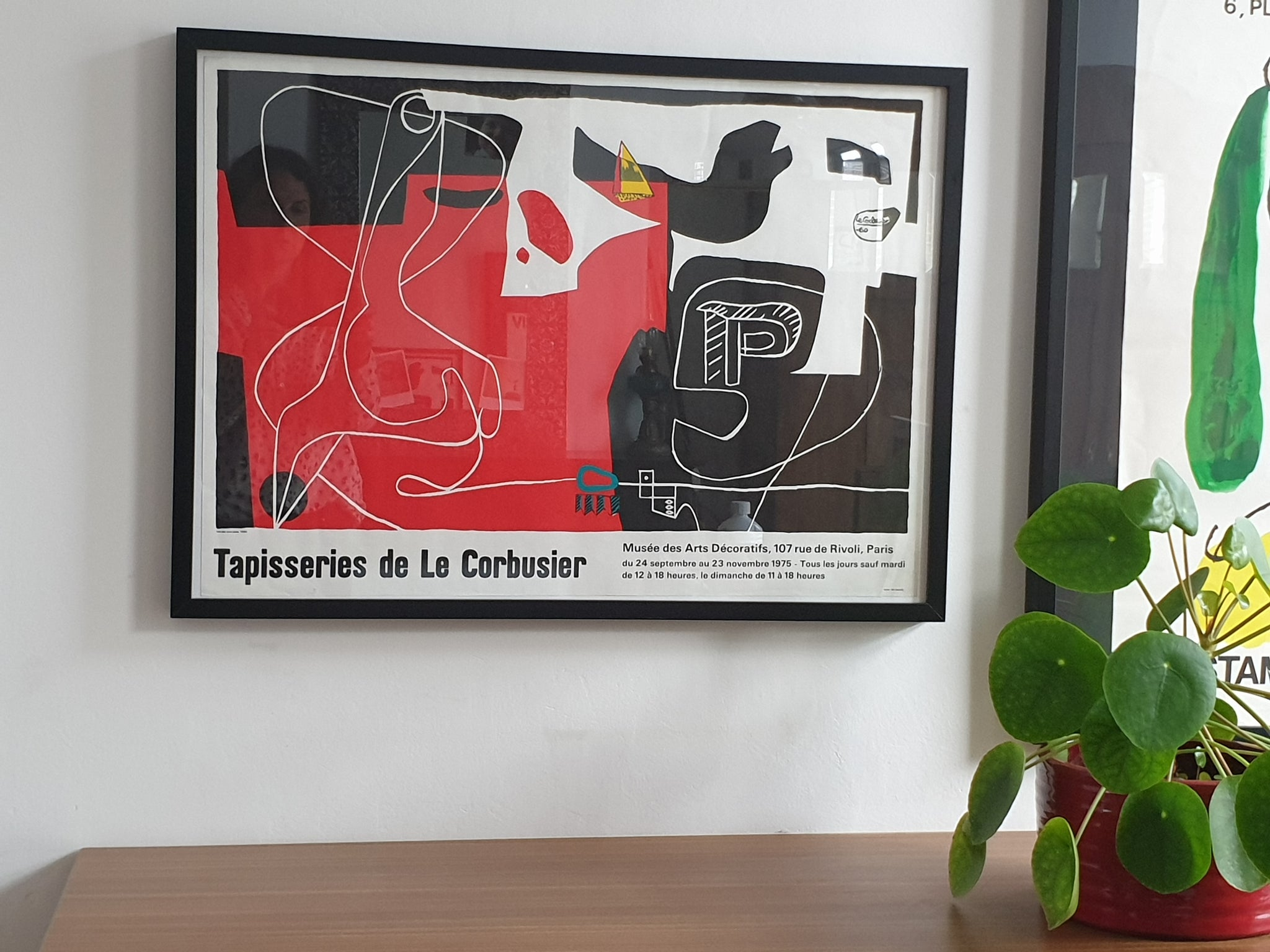 Tweedehands design Original litho affiche Le Corbusier
