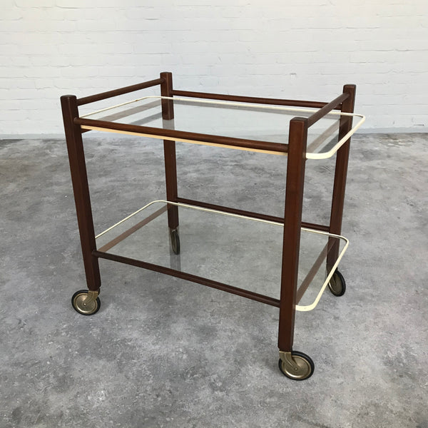 Tweedehands design Pastoe Serving trolley by Cees Braakman