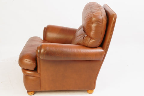 Poltrona Frau heren fauteuil model dream