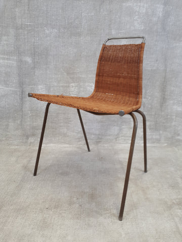 Poul kjerkholm PK1 chair