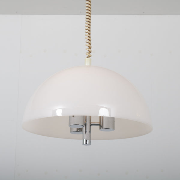"Tweedehands design Raak ""El Duomo"" hanging lamp manufactured in the Netherlands 1970s"