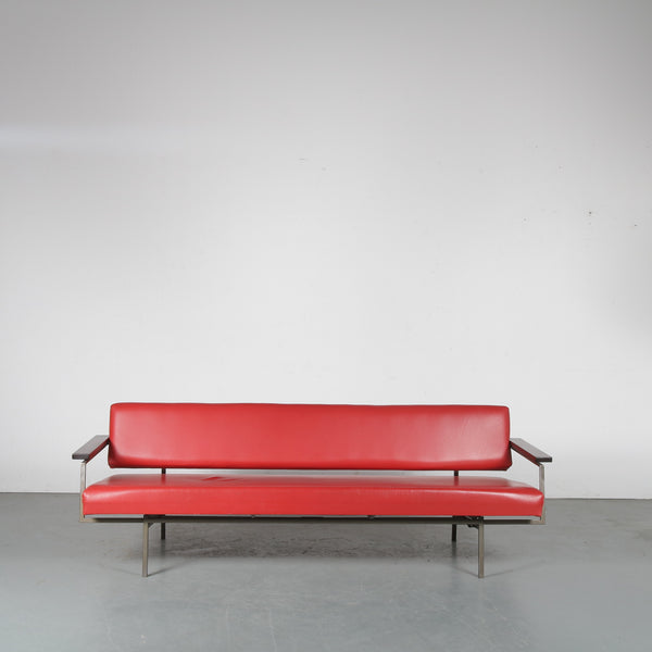 Tweedehands design Rob Parry for Gelderland, 1950s Sofa / sleeping bench, Netherlands