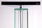 Tweedehands design Tom Kater Glass Floor Lamp, Italian Glass Floor Lamp