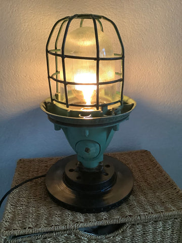 Vintage industrial Design Lamp