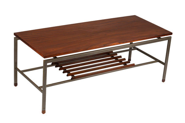 Tweedehands design Vintage Rosewood coffee table