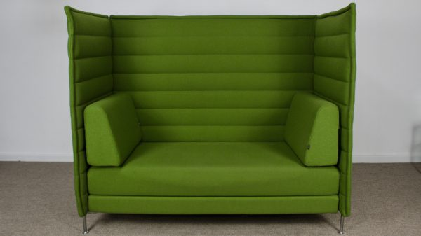 Tweedehands design Vitra Alcove Highback Sofa 2-Seater