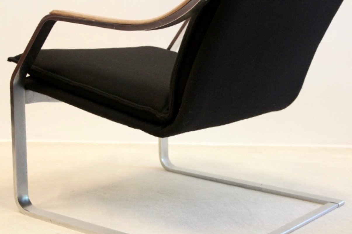 Tweedehands design Walter Knoll, 1970s Easy Chair from