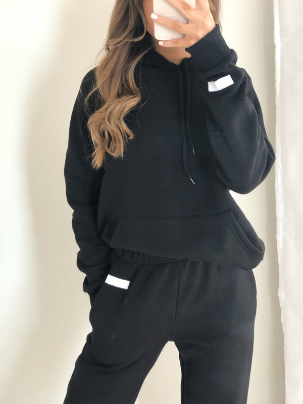 Tia Co-Ord Black